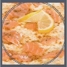 La pizza Ecossaise