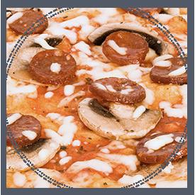 La pizza Reine