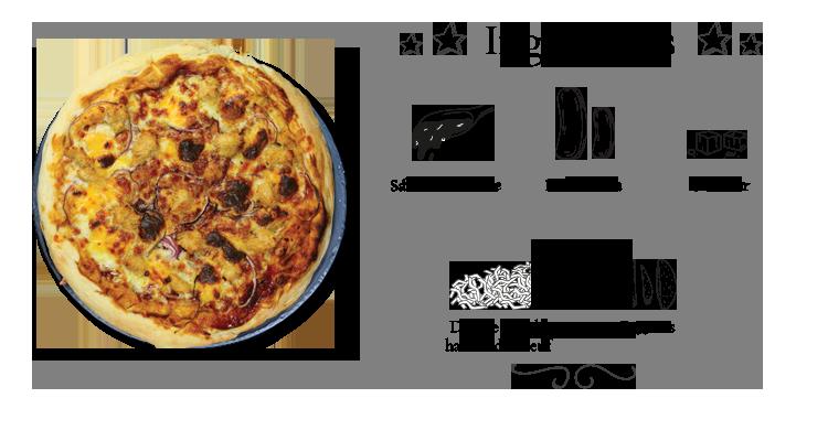 Pizza BB Queen