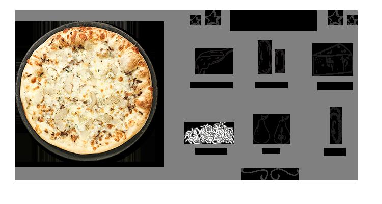 La Poire Gorgonzola