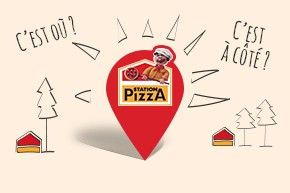 Trouver son Station Pizza